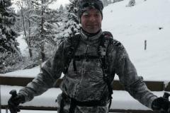 Naja einige versuchten Ski zufahren! Aber Spass hat es gemacht!